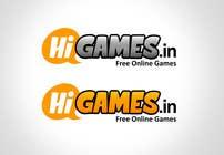 Logo Design for HiGames.In için Graphic Design95 No.lu Yarışma Girdisi