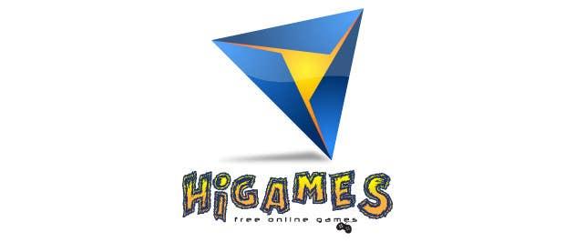 Bài tham dự cuộc thi #153 cho Logo Design for HiGames.In