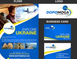 #23 for Creare a LOGO+Businesscard+Flyer for dopomoga.eu by FirstCreative