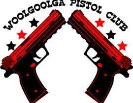 nº 27 pour Design a new logo for a pistol club par Agbeyei