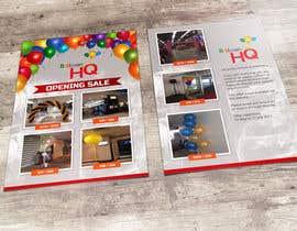 nº 43 pour Design a Flyer par wephicsdesign
