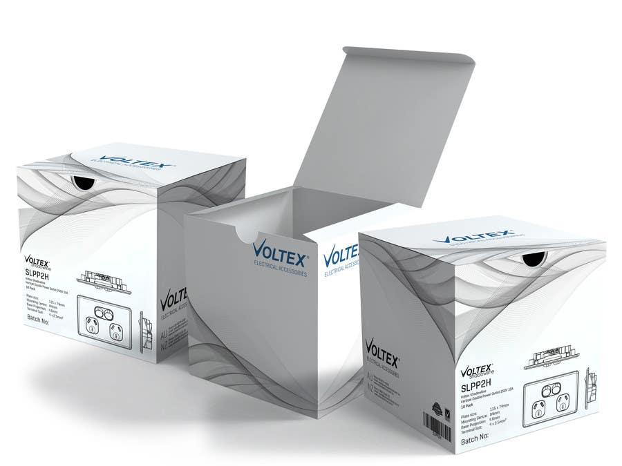 Proposition n°62 du concours Create Packaging Design