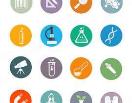nº 5 pour Design science Icons par dreamdesigner123