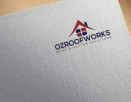 nº 78 pour Design a Roofing company logo par graphicground