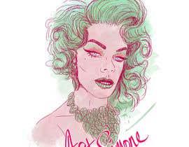 #135 for Design a T-Shirt for a Drag Queen by MarekDAZPostulka