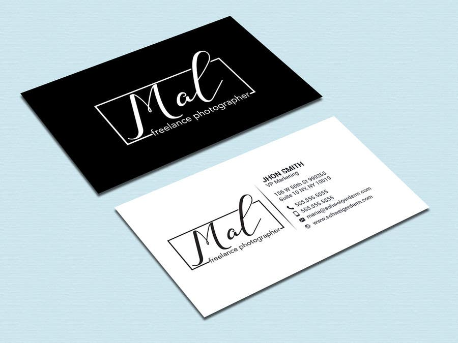 Proposition n°81 du concours Logo and business card