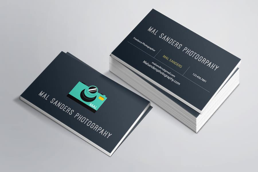 Proposition n°48 du concours Logo and business card
