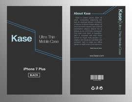 nº 15 pour product packaging design par tarmizitaufik