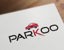 #50 for Create a Parking app logo by McRapNUR