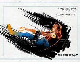DenioViana tarafından Design a new comic book hero! için no 55