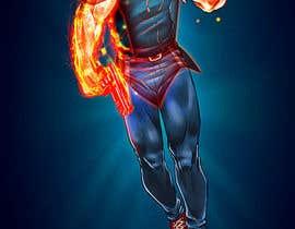 jona6256 tarafından Design a new comic book hero! için no 66