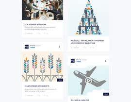 nº 27 pour Design a Website Mockup par abdullahlingga