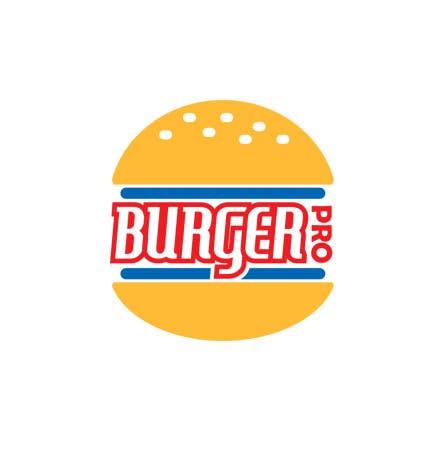 Proposition n°87 du concours Design two Logos for a Burger restaurant
