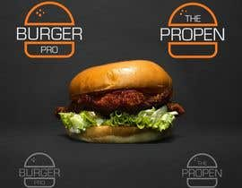 nº 12 pour Design two Logos for a Burger restaurant par reyryu19