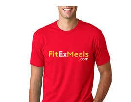 nº 9 pour Design a T Shirt for a Meal Prep Company par saffu53