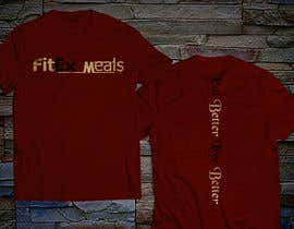 nº 55 pour Design a T Shirt for a Meal Prep Company par tofazzal1992