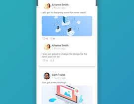 nº 9 pour Design an App Mockup par jams676