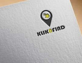 nº 11 pour Kliknfind: Logo design par pixartbd