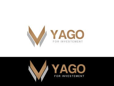 #116 para Logo Design for Yago, it's a company for investment, construction and oil por rraja14