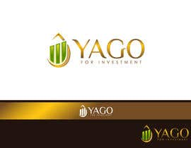 #91 untuk Logo Design for Yago, it's a company for investment, construction and oil oleh mURITO