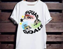 nº 53 pour Design a T-Shirt par TuhinDesign
