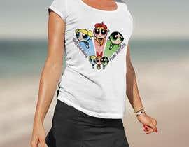 nº 54 pour Design a T-Shirt par TuhinDesign