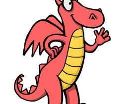 nº 2 pour Mascot logo needed! Friendly Dragon par wongjowolondo