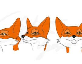 "nº 83 pour Develop a fox as a 'human"" character. par JudeVictor"