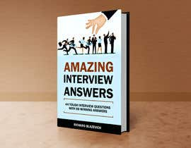 nº 57 pour I need a book cover for my interview book par naveen14198600