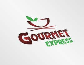 nº 44 pour Design a Logo for Gourmet Express, a hot food delivery company par JuliaRose10
