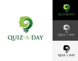 #542 for I need a Logo for a site that I am designing.  The site will be called Quiz-A-Day. by nproduce