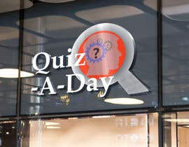 #540 for I need a Logo for a site that I am designing.  The site will be called Quiz-A-Day. by yaminalam