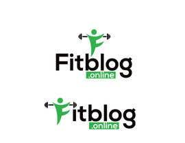 nº 67 pour Design a Logo for Fitblog.online par Yohanna2016