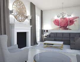 nº 24 pour Restyling our living room par Kinterior