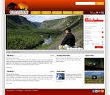 Graphic Design Contest Entry #45 for Website Design for Sami Culture (Joomla!)