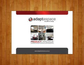 #12 pentru Catalogue Design for adaptaspace de către StrujacAlexandru