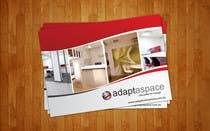 Graphic Design Inscrição do Concurso Nº7 para Catalogue Design for adaptaspace