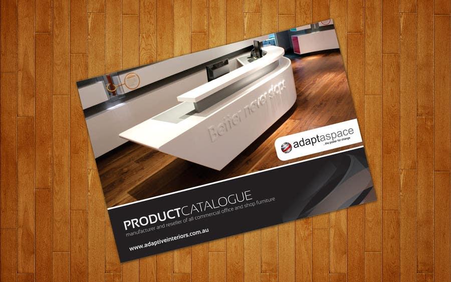Inscrição nº 9 do Concurso para Catalogue Design for adaptaspace