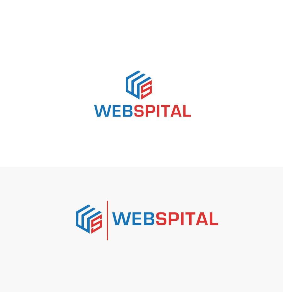 Proposition n°33 du concours Webspital - logo design