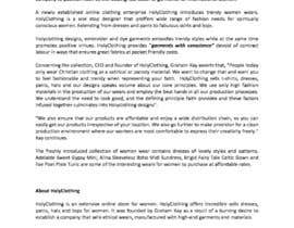 nº 8 pour Looking for a consistent copywriter. Please show me what you can do par supersystemng