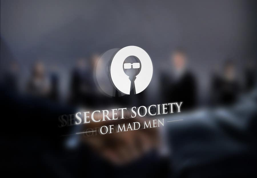 Proposition n°31 du concours Logo for the society of mad men