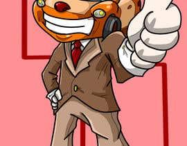 nº 30 pour Mascot Illustration par mfkamilarts