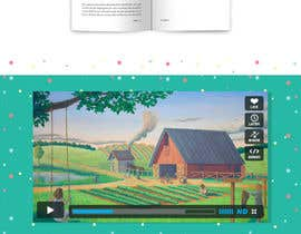 nº 13 pour Design an interactive kids website par Creoeuvre