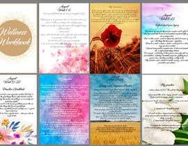 nº 3 pour Create a nice design  for my wellness workbook par hanna97