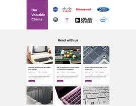 nº 3 pour Design a Website Mockup par sayed16