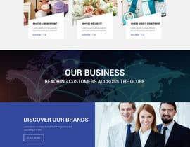 nº 3 pour home page design par saidesigner87