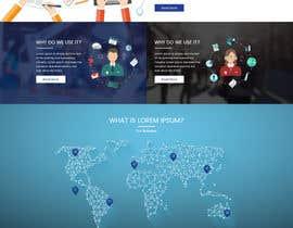 nº 11 pour home page design par sudpixel