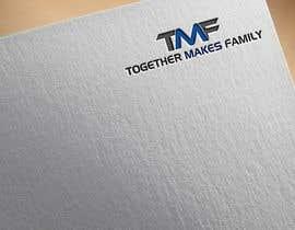 nº 83 pour Logo for TMF par udoy1996