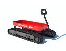 nº 4 pour 3D model from trolley with track par juandaniel18
