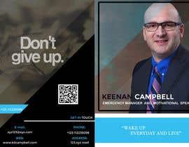 nº 19 pour Design a Brochure for motivational speaker par adarsh2ad